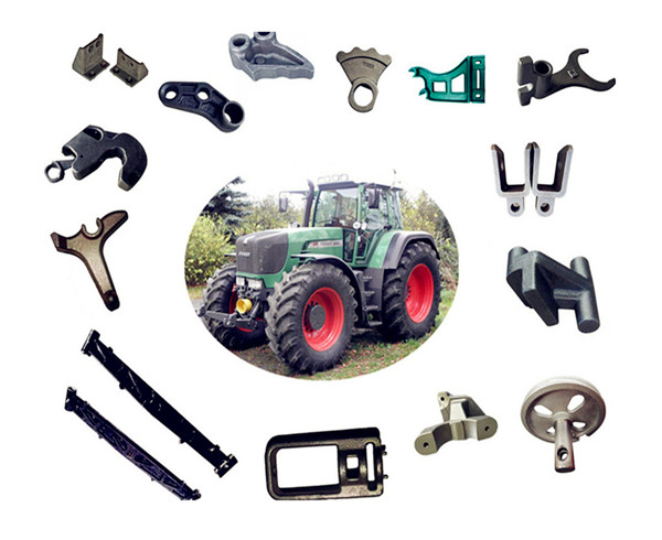 Agricultural Machinery Parts Sino World Industrial