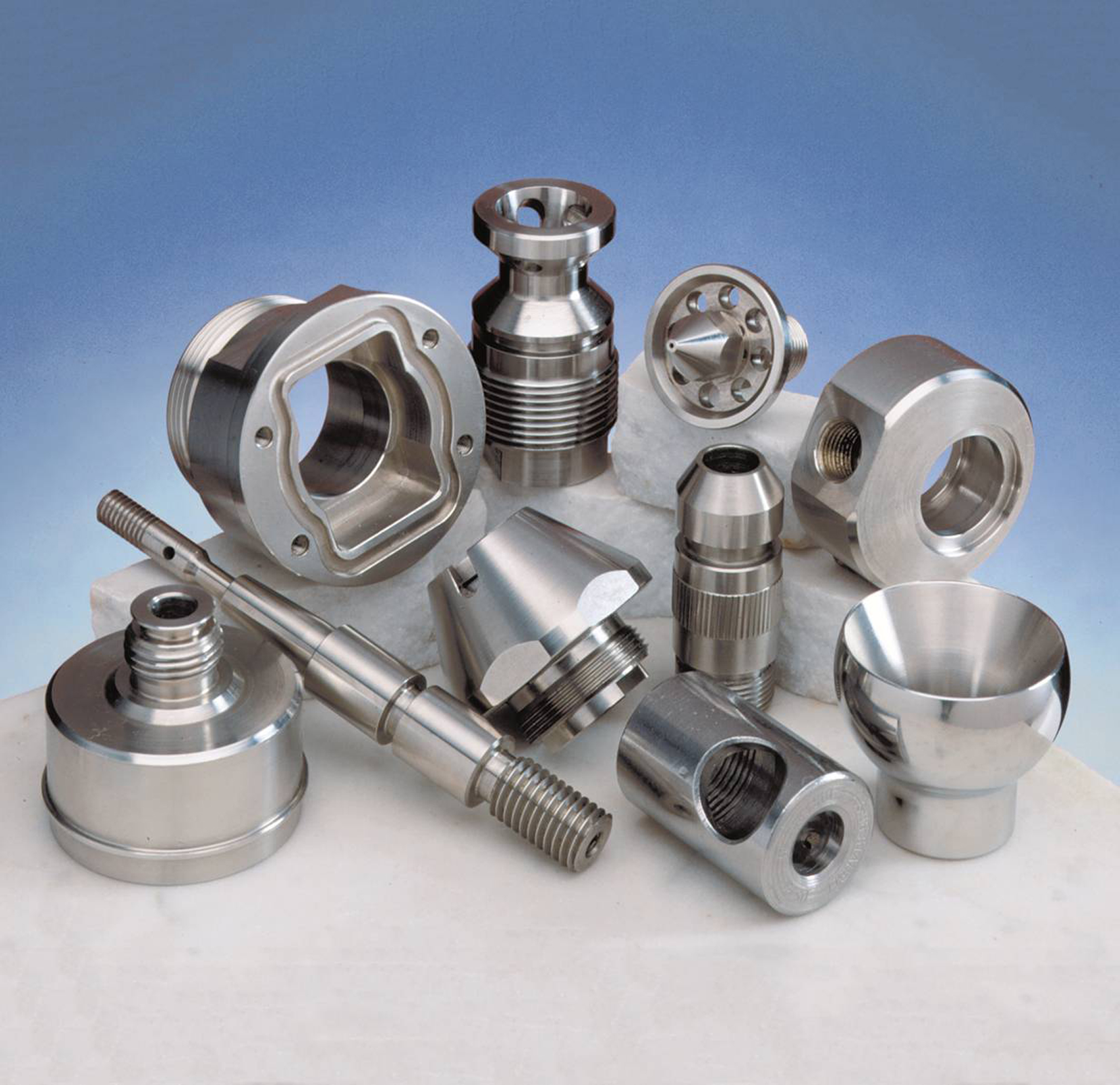 Oil & Gas parts Sino World Industrial